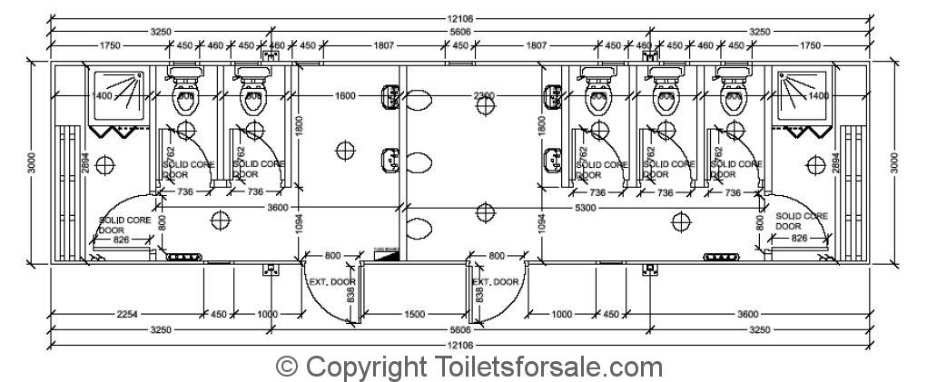 Toilet Amp Shower Blocks Toilets For Sale
