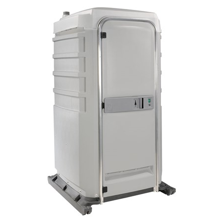 Deluxe csl executive portable toilet for Deluxe portable bathrooms