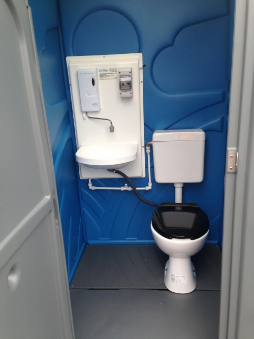 Connect Toilet To Water Supply