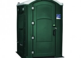 Accessible Single Portable Toilet