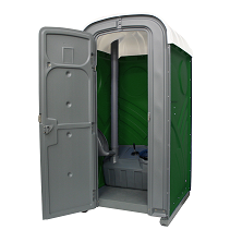 single portable toilet for sale
